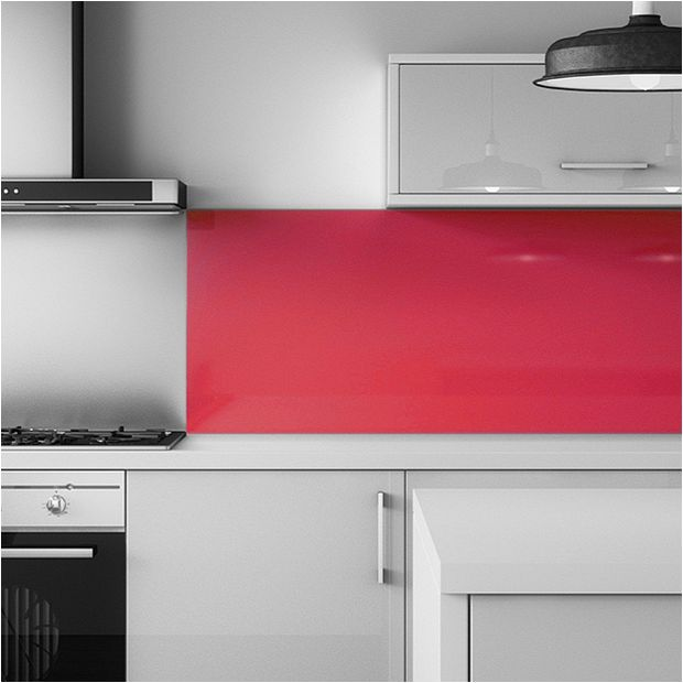 Mazan Morello Cherry Splashback Panels