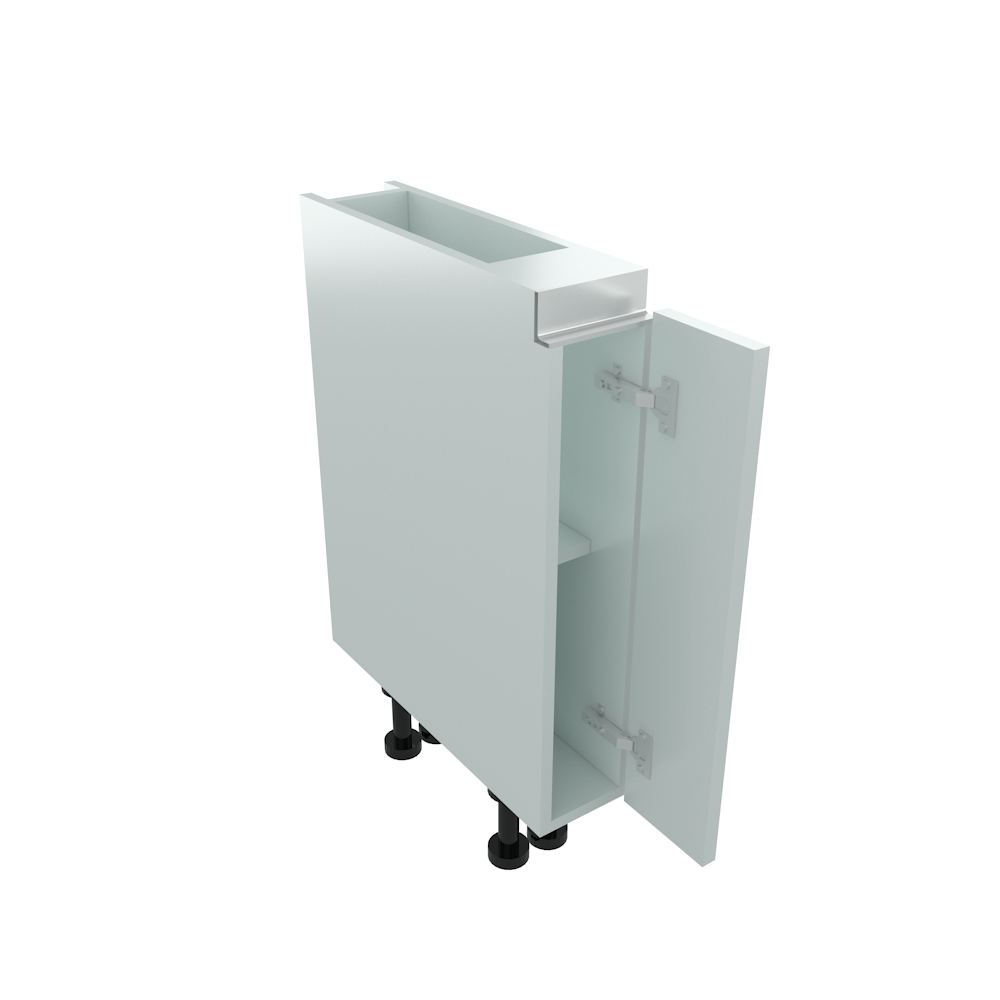 150mm True Handleless Highline Base Unit
