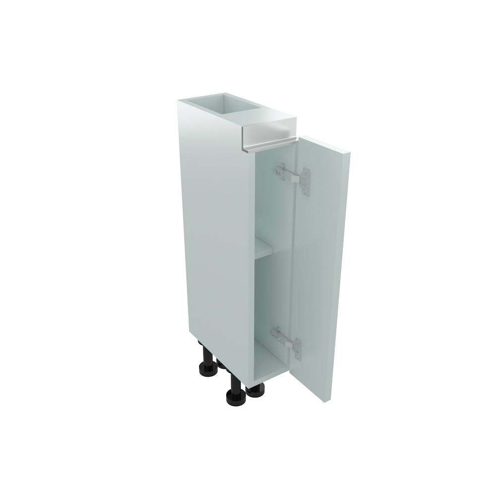150mm True Handleless Highline Base Unit - 300mm Deep