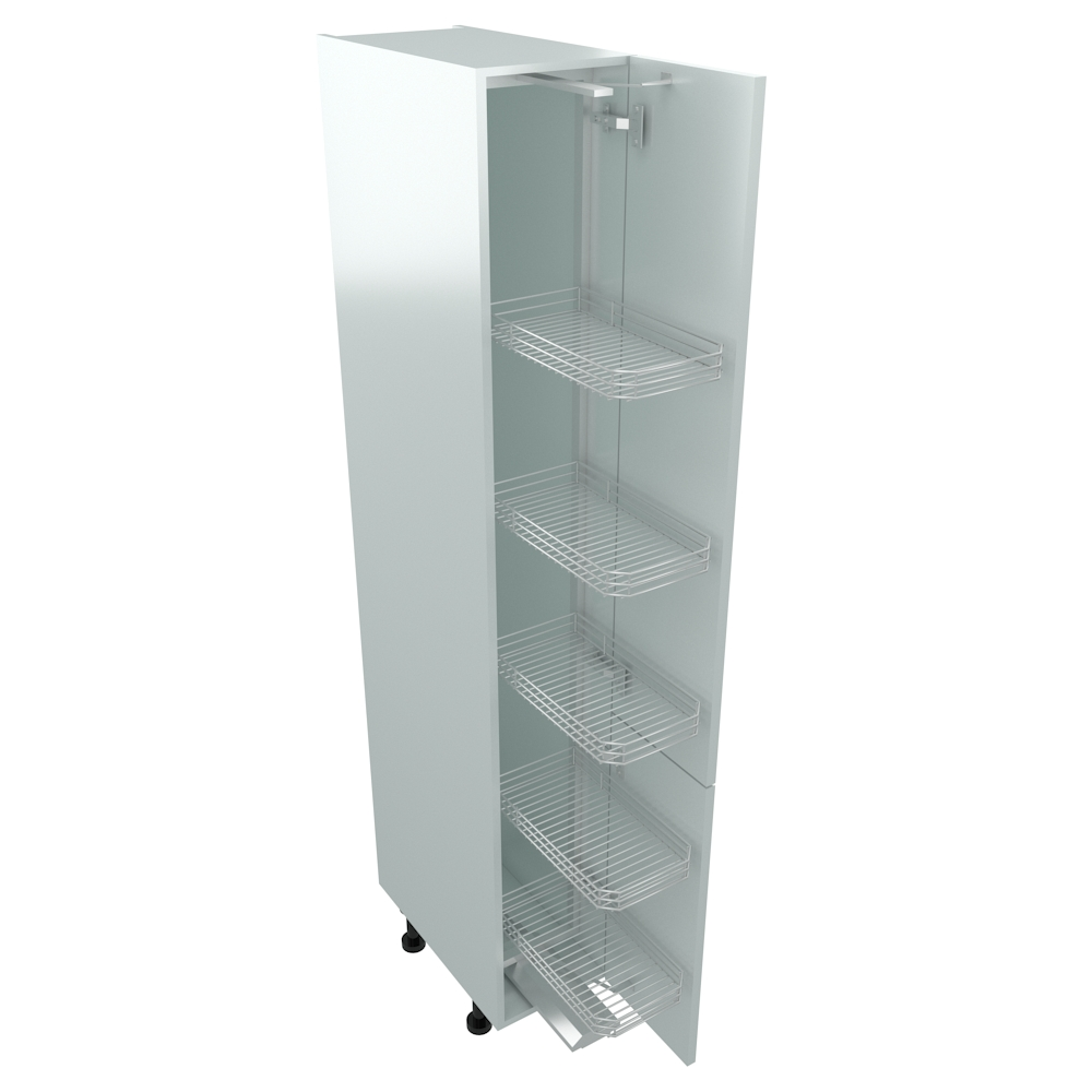 300mm Tall Swing Out Larder Unit - 720mm Lower Door (Medium)