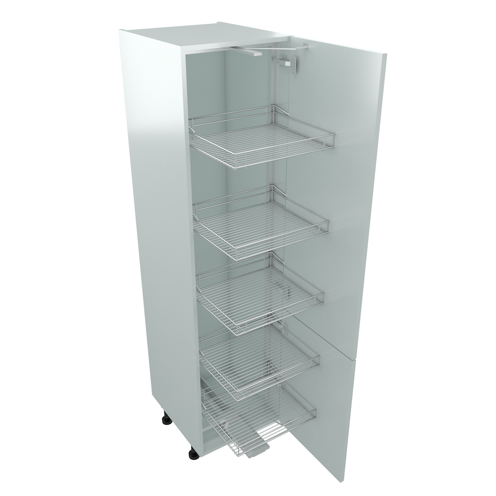 500mm Tall Swing Out Larder Unit - 720mm Lower Door (Medium)