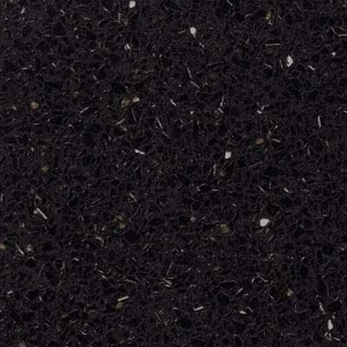 Duropal Flash Black Worktop (Crystal Stone)