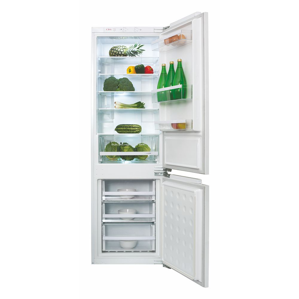 2019 CDA FW971 Integrated Frost Free 70/30 Fridge/Freezer